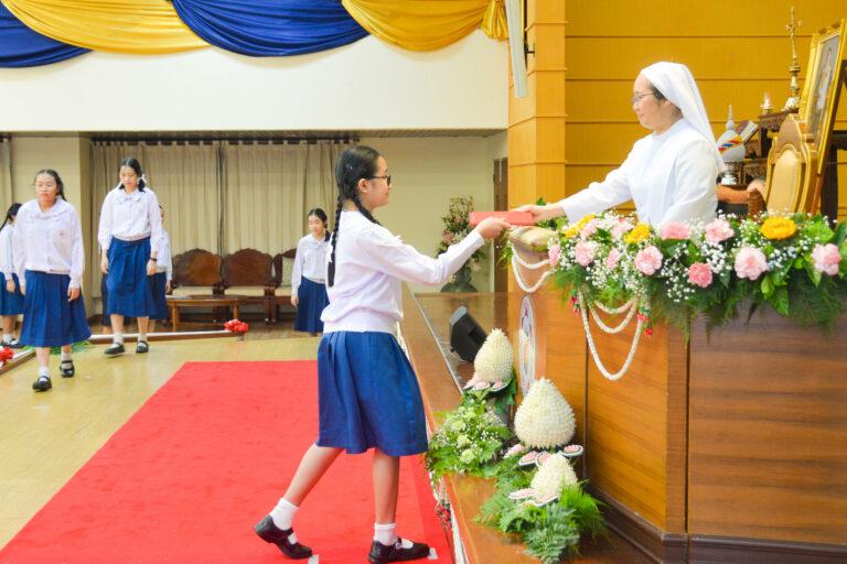 ภาพกิจกรรม Graduation Ceremony นักเรียนชั้นประถมศึกษาปีที่ 6 รุ่น 111/2563